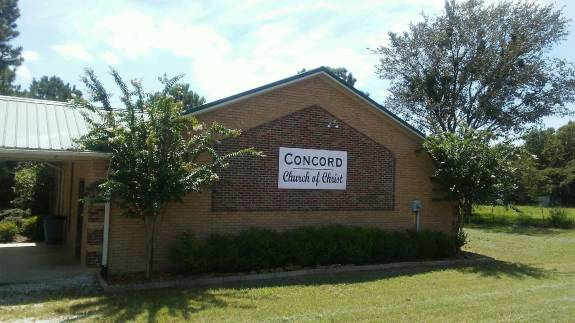 Concord Church Photo